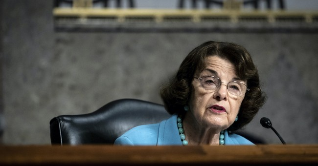 Identity Thief Claimed to Be Sen. Feinstein. Here's What Took Place.