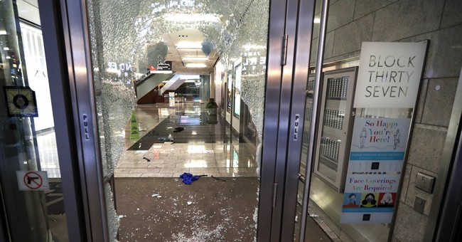 BLM Activists Defend Rioting in Chicago