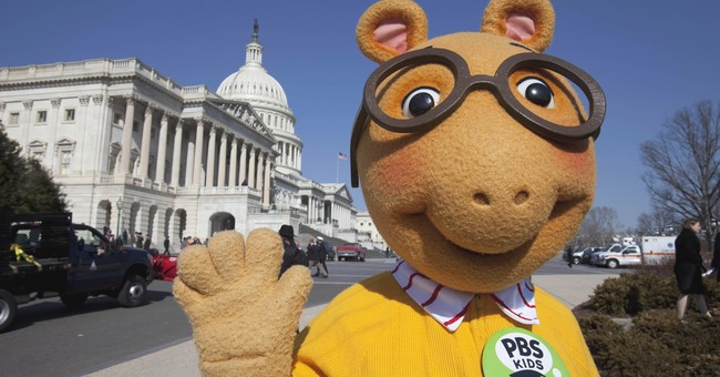 PBS's 'Arthur' Releases Propaganda Video Instructing Children on How To Be Actively Anti-Racist