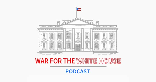 War for the White House Podcast: President Trump Leaves Walter Reed, VP Debate Preview
