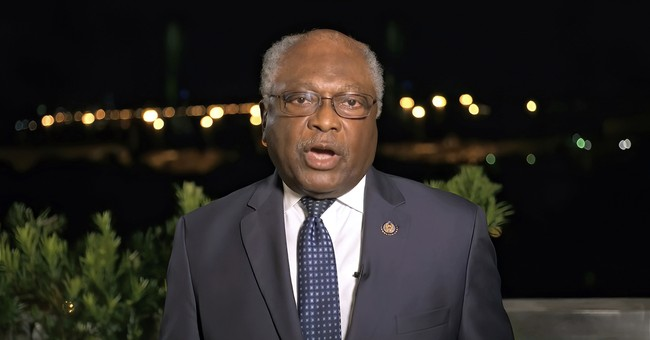 Democrat Congressman Says Violent Rioters are 'White Supremacists' Disguised as Protesters
