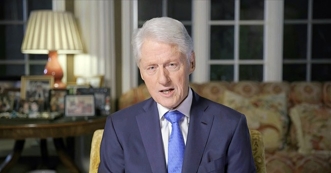 Bill Clinton's Hypocrisy Soars to New Highs When He Gives the GOP Lessons on Morality