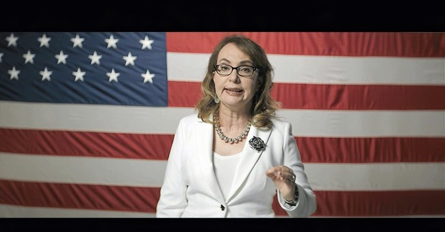 Giffords Launches New Group Of Anti-Gun Gun Owners