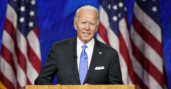 Biden's Silence On Gun Control During Convention Speech Speaks Volumes