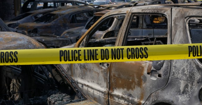 Pollster: Chaos and Violence in the Streets Is Starting to Break Through as a Campaign Issue