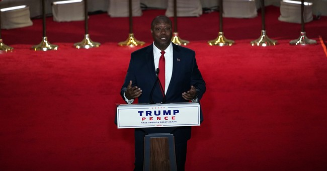 'From Cotton to Congress': Tim Scott Describes His American Dream In a Powerful Speech at the RNC