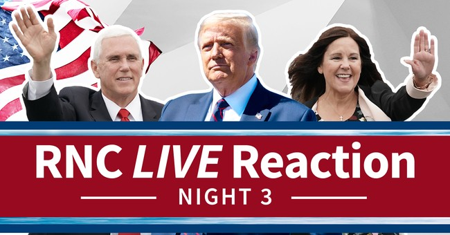 WATCH LIVE: Townhall Media Commentary of Night 3 of the 2020 RNC