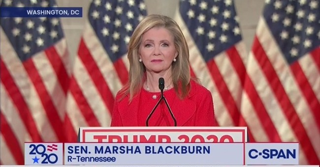 Sen. Marsha Blackburn Goes to Bat for America's Law Enforcement Heroes