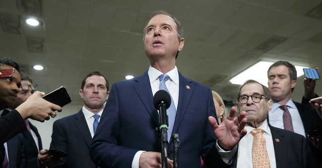 Adam Schiff Fighting To Keep Impeachment Subpoena Records Hidden From The Public