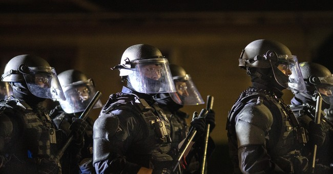 National Guard Deployed to Portland In Response to 'Widespread Violence' from Rioters