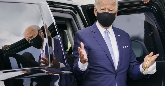 Joe Biden Has Spent 47 Years in Washington With Almost Nothing to Show For It