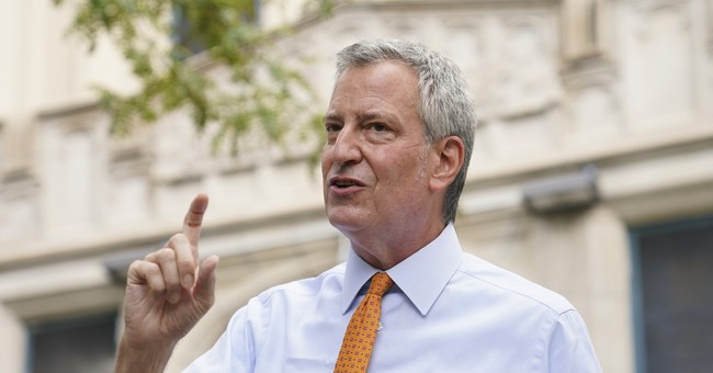 As if Parents Weren't Confused Enough, De Blasio Changes His Mind AGAIN on Schools