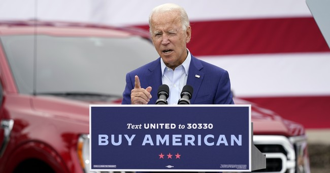 Joe Biden Spouts Perpetual Lies
