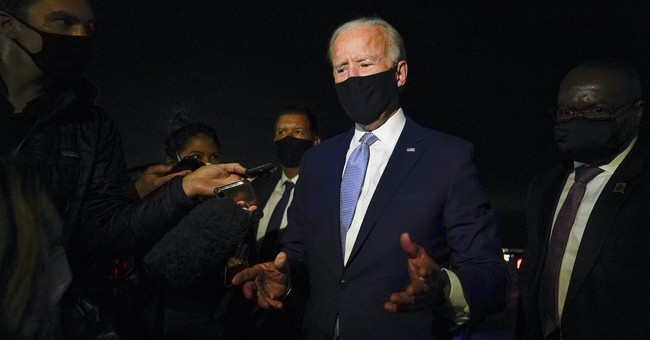Rioting Radicals Will Have Free Reign if Biden Gets Elected