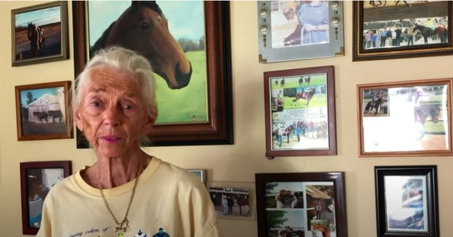 86-Year-Old Michigander: Trump Should Ride My Horse