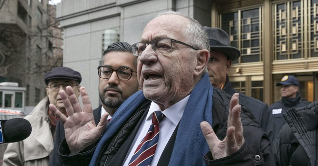 Dershowitz Dashes Democrats' Impeachment Hopes