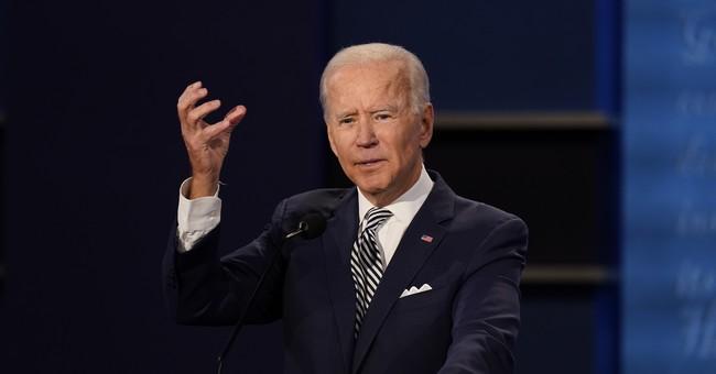 Joe Biden's Vacant Debate (And Eyes)