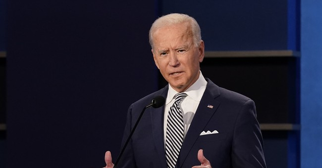 Biden Couldn't Name Support From a Single Law Enforcement Group