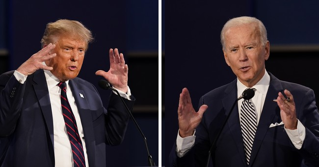Trump Versus Biden: Pennsylvania and Ohio