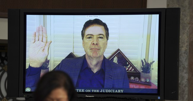 Comey Denials of Key Facts In FBI Investigation of Crossfire Hurricane are Not Worthy of Belief