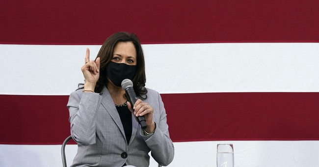 Kamala Harris's Campaign Responds After Two Staffers Test Positive for COVID