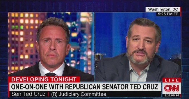 Ted Cruz Presses Chris Cuomo About His Brother's Dangerous Nursing Home Policy