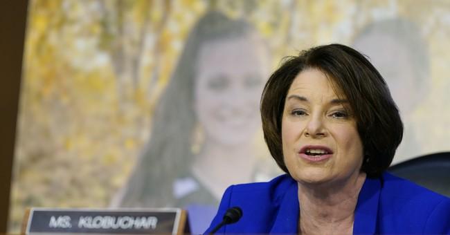 'We Have Precedent': Klobuchar Points to a Little-known Impeachment Case