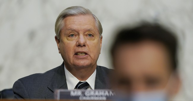 Lindsey Graham Responds to Democrats Who Accused Him of Putting them at Risk
