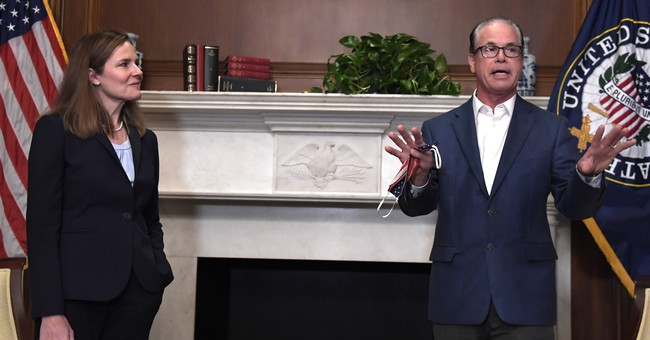 Indiana Senators Todd Young and Mike Braun Give Glowing Introductions for Judge Barrett
