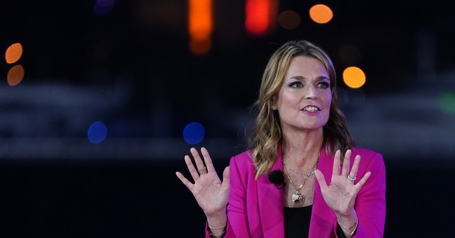 There Was One Group Who Applauded Savannah Guthrie's Town Hall Performance