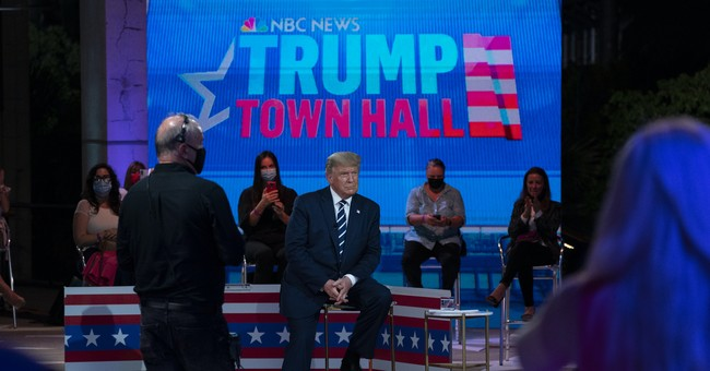 Did Identity Politics Backfire on NBC During President Trump's Town Hall?