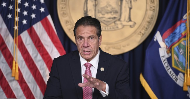 After Being Called Out, Cuomo Cancels His Thanksgiving Plans