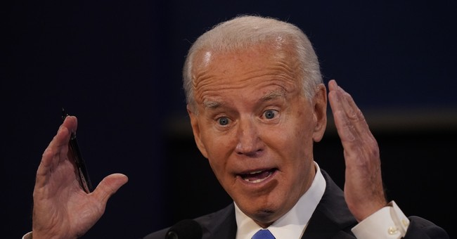 'That's a Hell of a Lie!': Biden Snaps at a Reporter Asking About Hunter's Laptop and Emails