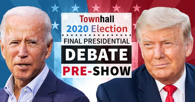 Townhall's Final Presidential Debate Pre-Show with Larry O'Connor and Chris Stigall