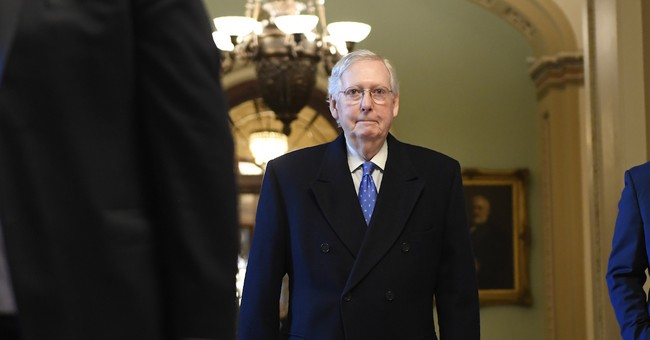 Leader McConnell Rips Governor Cuomo for 'Undermining Public Confidence' on Vaccine Development
