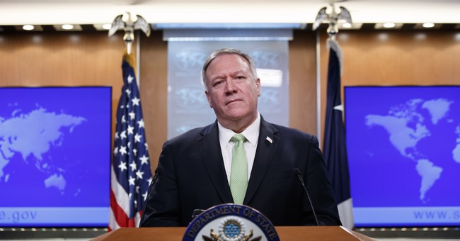 Office of Inspector General Report Exonerates Pompeo for Emergency Arms Sale to Saudi Arabia