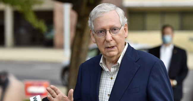 'A Leader with Deep Convictions': McConnell Defends Cheney Amid Calls for Her Resignation