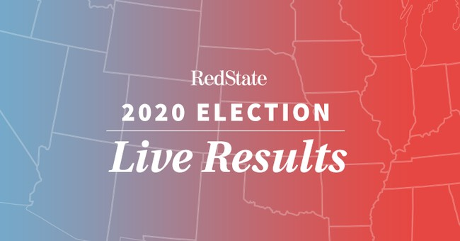 Real Time 2020 Election Results