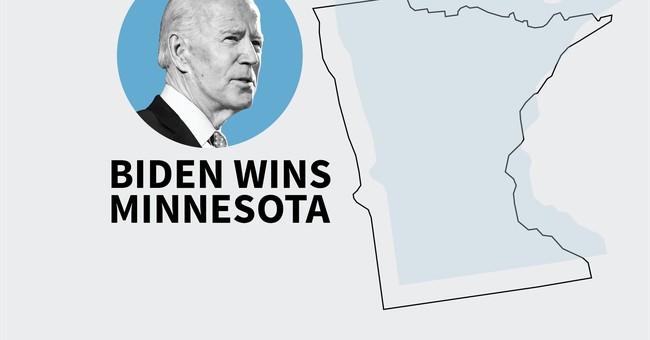 Biden Takes the Battleground Minnesota