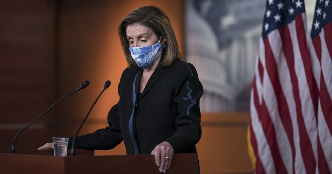 60 Minutes Reporter to Nancy Pelosi: Lady, You Obstructed a COVID Relief Bill for Eight Months--Own It.