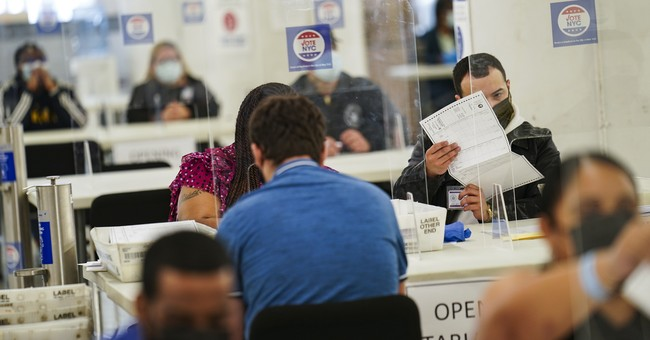 New York's 'Vote Counting Debacle'