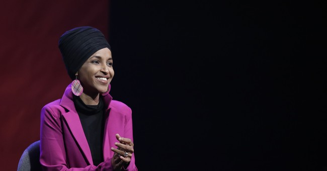 WATCH: Omar Trashes the U.S. for Not Living Up to Her 'American Dream'