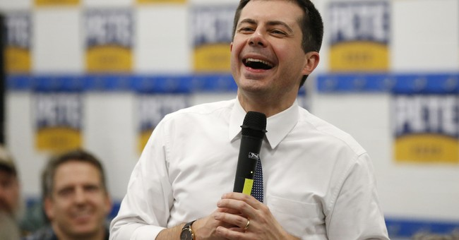 Yikes: Buttigieg Caucus Supporter Asks to Change Vote After She Finds Out He's Gay