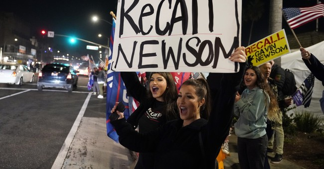 As Recall Effort Picks up Steam, Newsom Reportedly to Lift Stay-at-home Order in State