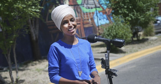 Rep. Ilhan Omar Uses Good Friday Tragedy to Promote Gun Control