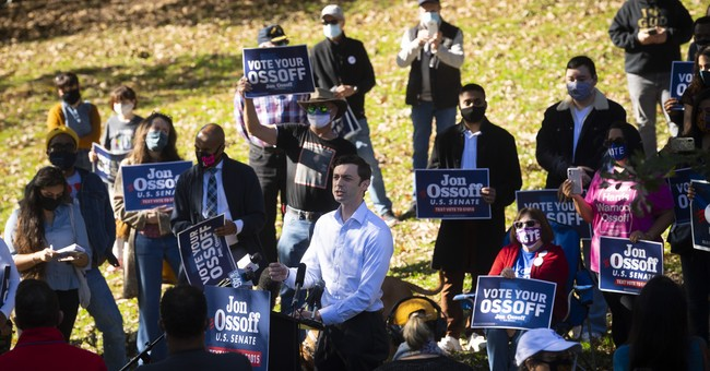Ahead of VP Pence's Visit, Team Perdue Reminds Ossoff of His COVID Relief Record