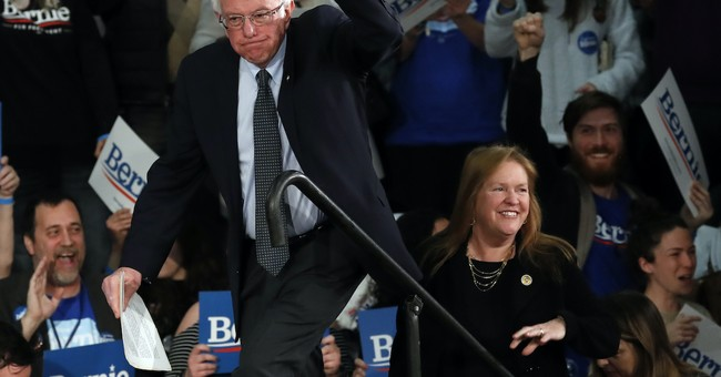 Sanders Easily Prevails In The Free-Stuff Primary