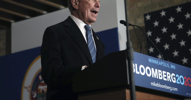 Bloomberg's Embarrassing Attempt at Relating to Voters
