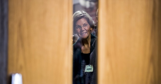 Obamas, Eat Your Hearts Out: MSNBC Calls Elizabeth Warren a Most Powerful Democrat Now That She's Out