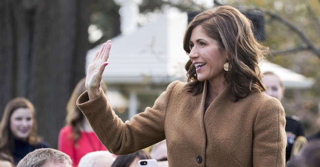Kristi Noem Weighs in on What's at Stake in Georgia